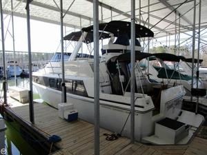 Used Carver 36 Mariner Sports Fishing Boat For Sale