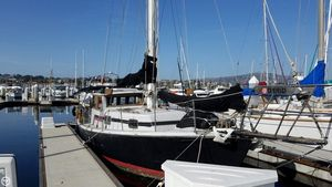 Used Anderson 37 Custom Cruiser Sailboat For Sale