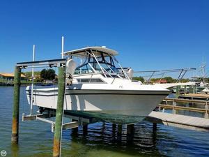Used Grady-White 230 Gulfstream Walkaround Fishing Boat For Sale