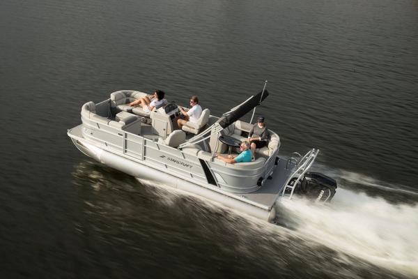 New Starcraft EX 24 R SportEX 24 R Sport Pontoon Boat For Sale