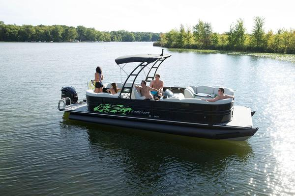 New Starcraft SLS3SLS3 Pontoon Boat For Sale