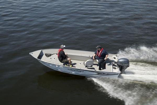 New Starcraft Patriot 160 TL Saltwater Fishing Boat For Sale