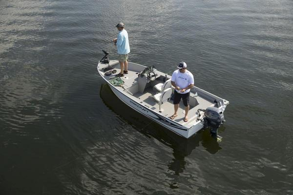 New Starcraft Saltwater Fishing Boat For Sale