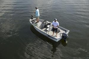 New Starcraft Patriot 160 SC Saltwater Fishing Boat For Sale