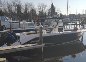 Used Angler 3100CC3100CC Center Console Fishing Boat For Sale