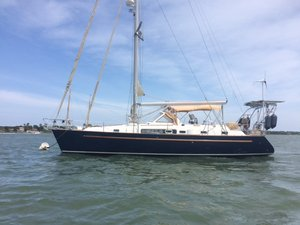 Used Beneteau Cutter Sailboat For Sale