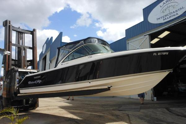 Used Pursuit 265 DC Sports Cruiser Boat For Sale