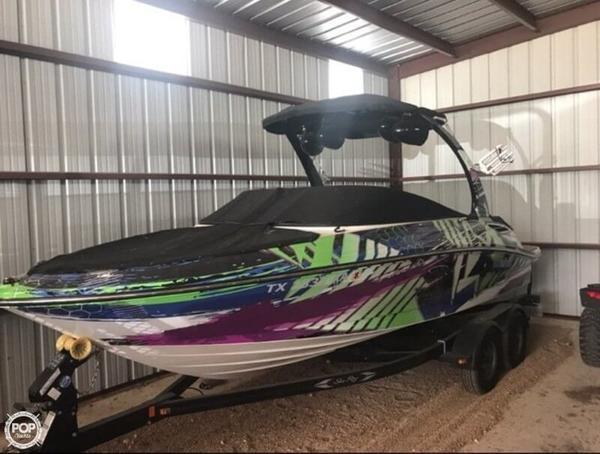 Used Sea Ray 210 SLX Ski and Wakeboard Boat For Sale