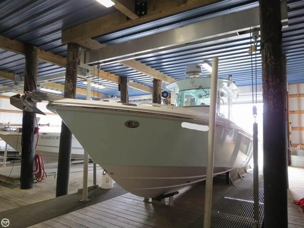Used Everglades 290 Pilot Pilothouse Boat For Sale