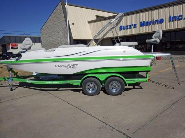 New Starcraft Star Step 221 Deck Boat For Sale