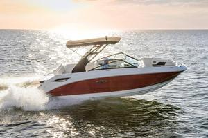 Used Sea Ray SDX 250SDX 250 Deck Boat For Sale