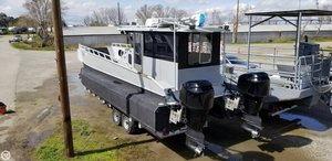 Used Silver Ships 33 Utility Boat For Sale