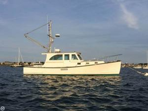 Used Holland 38 Downeast Fishing Boat For Sale