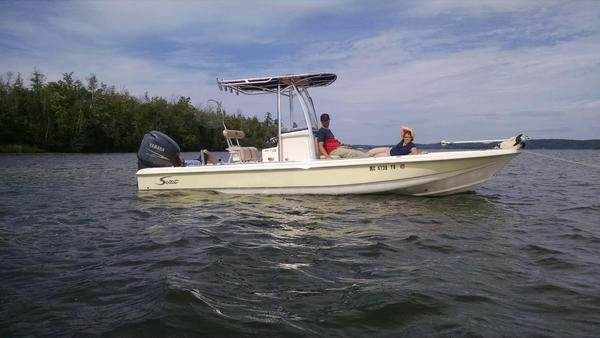 Used Scout 240 Bay Scout Center Console Fishing Boat For Sale