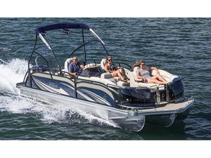 New J C Sporttoon 24TT Pontoon Boat For Sale