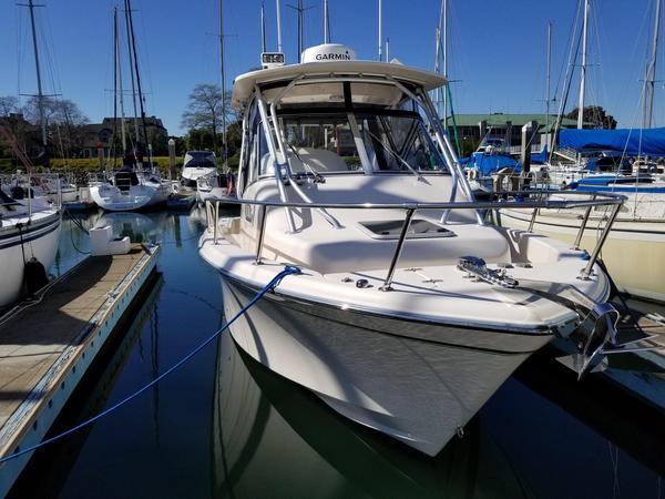 Used Grady-White 290 Chesapeake Cuddy Cabin Boat For Sale