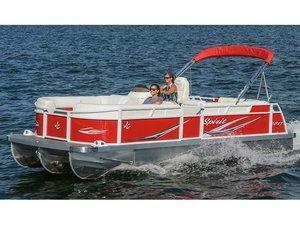 New J C Spirit 221 Sport Pontoon Boat For Sale
