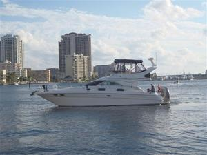Used Sea Ray 400 Sedan Bridge Cruiser Boat For Sale