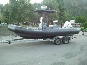 Used Zodiac 600 SRMN Tender Boat For Sale