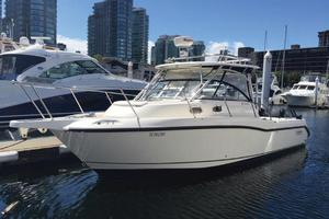 Used Boston Whaler 305 Conquest Cruiser Boat For Sale