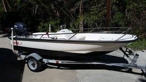 Used Boston Whaler 13 Sport Runabout Boat For Sale