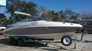 Used Yamaha SX230 High Output Ski and Wakeboard Boat For Sale