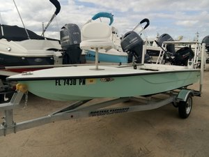 Used Ipb Skimmer Skiff 15 Freshwater Fishing Boat For Sale