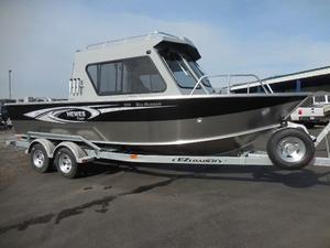 New Hewescraft 210 Sea Runner HT w/ET210 Sea Runner HT w/ET Aluminum Fishing Boat For Sale