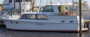 Used Hatteras 41 Twin Cabin41 Twin Cabin Motor Yacht For Sale