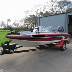 Used Ranger Boats Reata 186VS Bass Boat For Sale