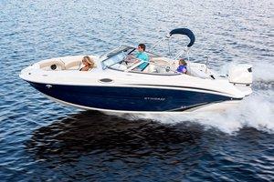 New Stingray 214LR Sport Deck Boat For Sale