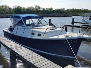 Used Mainship PILOT II 30 Downeast Fishing Boat For Sale