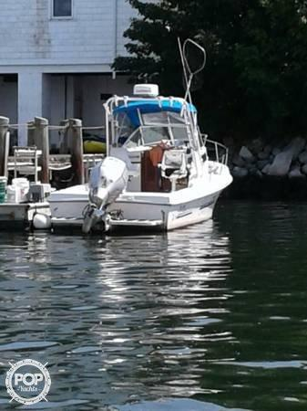 Used Sea Ox 230C Walkaround Fishing Boat For Sale