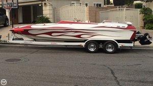Used Dominator 23V High Performance Boat For Sale