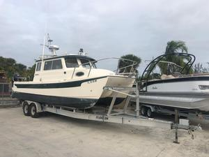 Used C-Dory TOMCAT 255 Pilothouse Boat For Sale