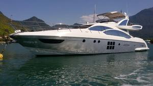 Used Azimut 72S Sports Cruiser Boat For Sale