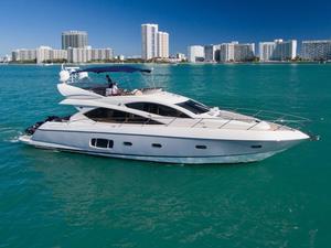 Used Sunseeker Manhattan 60Manhattan 60 Flybridge Boat For Sale