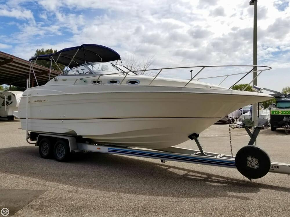 1999 used regal 2660 commodore express cruiser boat for
