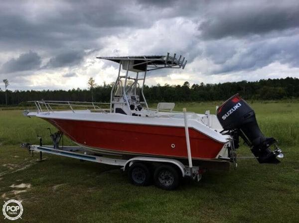 Used Sea Ray 21 CC Laguna Center Console Fishing Boat For Sale