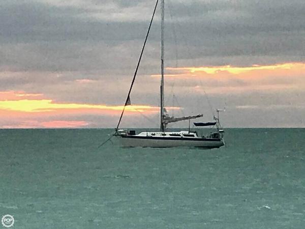 Used Seidelmann 37 Sloop Sailboat For Sale