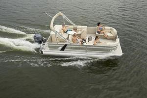 New Starcraft EX 18 C Pontoon Boat For Sale