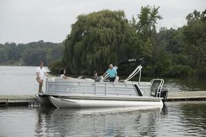 New Starcraft EX 20 C (New Photos Will Be Available Soon!) Pontoon Boat For Sale