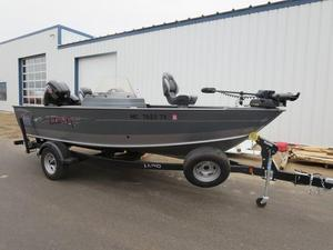 Used Lund 1775 Impact1775 Impact Freshwater Fishing Boat For Sale