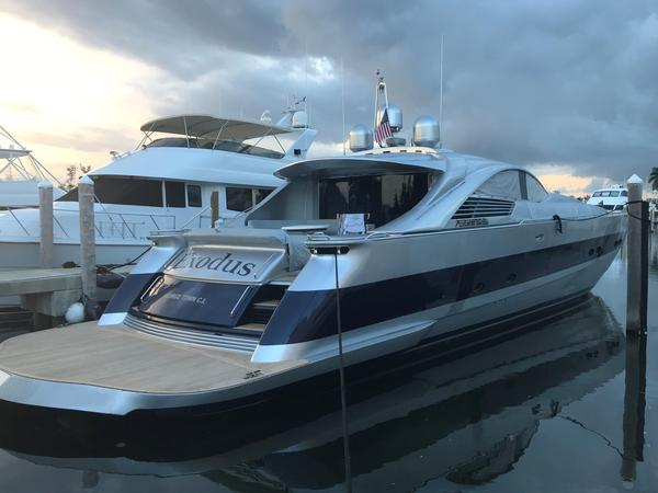 Used Pershing Motor Yacht For Sale