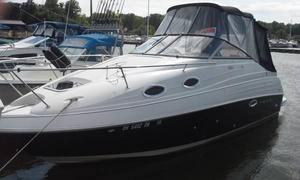 Used Regal 2465 (SRG) Express Cruiser Boat For Sale