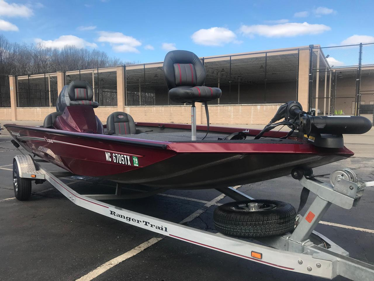 2015 used ranger rt188rt188 aluminum fishing boat for sale for Used aluminum fishing boats for sale in michigan