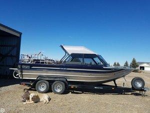 Used Northwest Signature Jet Aluminum Fishing Boat For Sale