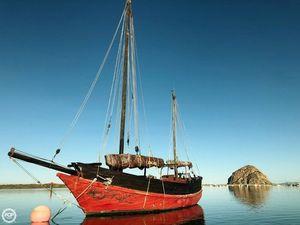 Used Custom Built 50 BRIER ISLAND Yawl Sailboat For Sale