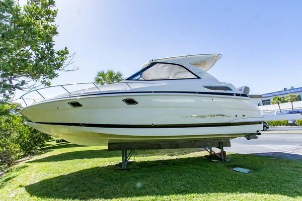 Used Regal 35 Sport Coupe35 Sport Coupe Express Cruiser Boat For Sale