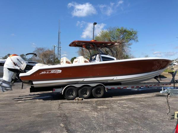 Used Nor-Tech 390 Center Console390 Center Console High Performance Boat For Sale